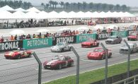 Classic Car Racing at Sepang